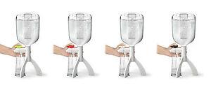 3 liter design getr nkespender wasserspender auch f r pet flaschen geeignet ebay. Black Bedroom Furniture Sets. Home Design Ideas