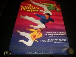 3 Ninjas Kick Back Movie
