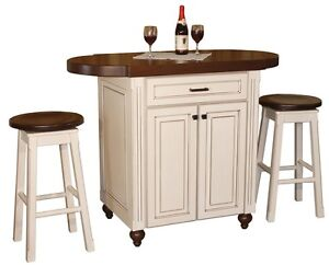 chairs set kitchen island snack bar height high counter stools ebay