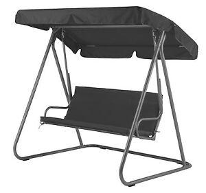 3 Seater Garden Swing Seat Hammock Outdoor Patio Garden Furniture EBay