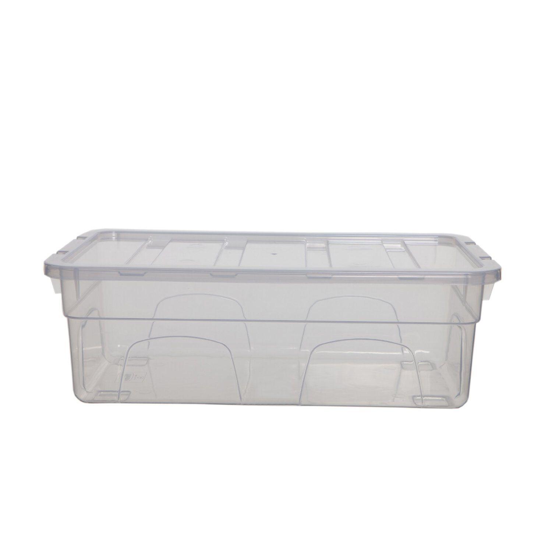 Shoe box with lid ladies 3 x clear plastic stackable unit - Stackable 20desk 20organizer ...