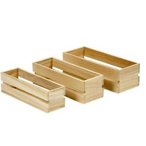 Wooden Craft Boxes To Decorate
