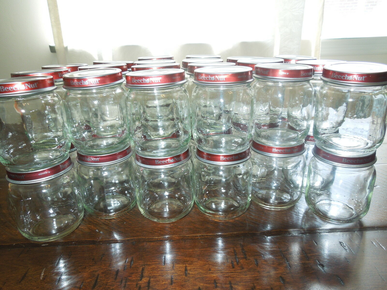 Empty Baby Food Jars Welcome to Active Babi...