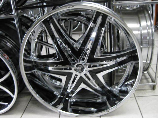 30 Diablo Elite Wheels Tire Tis Lexani 26 24 FOOSE asanti Forgiato