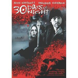 30 Days of Night (DVD, 2008)