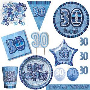 30 Geburtstag Party Dekoration Geburtstagsparty Deko
