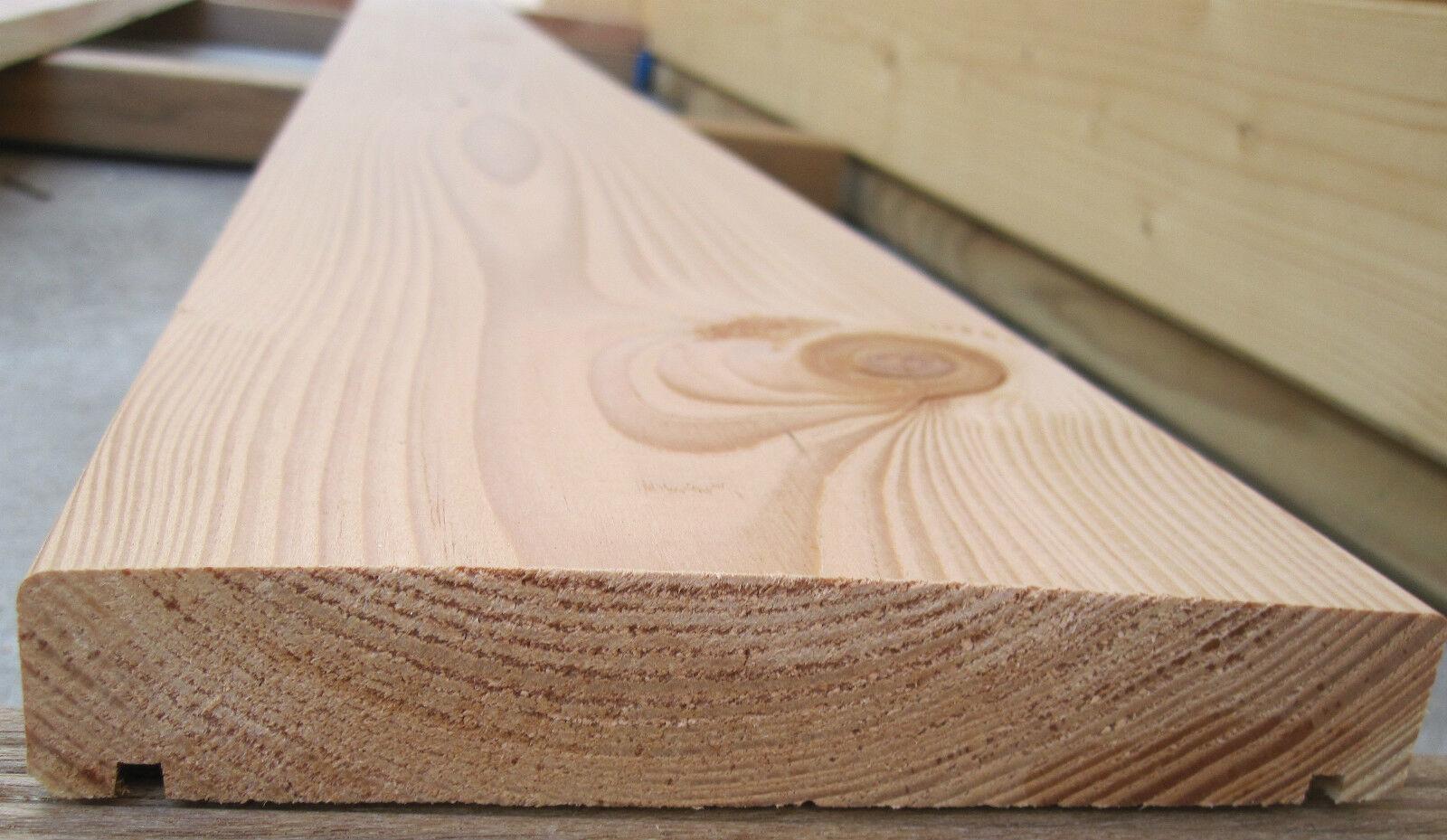 15 m² Douglasie iert Terrassen len Holz 3 m Lärche