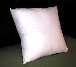 30 x 30 euro pillow form insert sham forms inserts pc ebay for Best euro pillow inserts
