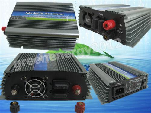 300W 12V-220V micro grid tie inverter for solar system,MPPT function inverter in Business & Industrial, Fuel & Energy, Alternative Fuel & Energy | eBay