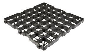 30LG-Paddockplatte-Rasengitter-Drainage-50x50x3-cm-Reitplatzbau-Paddock-NEU