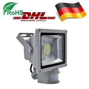 30W Kaltweiß SMD LED Fluter Außen Strahler Leucht mit Bewegungsmelder IP65 - Bremen, Deutschland - 30W Kaltweiß SMD LED Fluter Außen Strahler Leucht mit Bewegungsmelder IP65 - Bremen, Deutschland