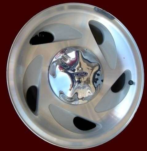 F150 Pickup 97 00 17 Used Wheels Alloy Rims Car Part