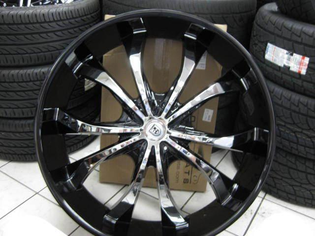 """32"""" Lexani Lust Wheels Only Dub Escalade Tahoe asanti Diablo Forgiato 28 30 26"""
