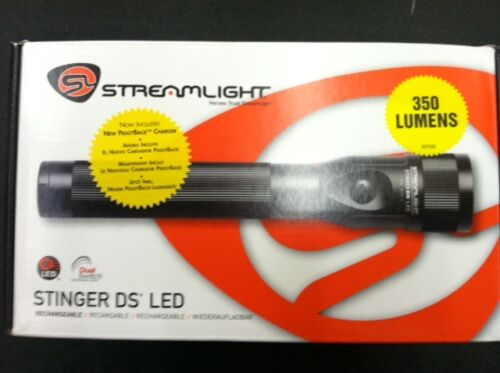 350 LUMENS ! new 2013! STREAMLIGHT STINGER D/S LED FLASHLIGHT PIGGYBACK 75832 in Sporting Goods, Outdoor Sports, Camping & Hiking | eBay