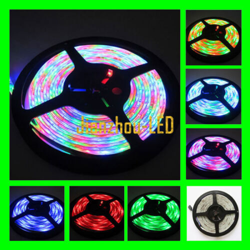 3528 RGB 5M Waterproof 300 SMD LED flexible led light strip for Christmas in Consumer Electronics, Vehicle Electronics & GPS, Car Electronics Accessories | eBay