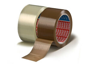 36-Rollen-TESA-Packband-64014-PP-leise-abrollend-Paketklebeband-Klebefilm