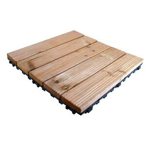 36-x-WOODEN-DECKING-FLOOR-INTERLOCKING-TILES-GARDEN-DECK-SLAB-30CM-SQ