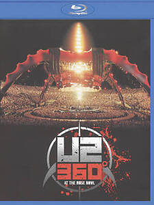 360° at the Rose Bowl (Blu-ray Disc, 201...