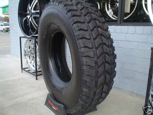 37 inch Mud Tires Goodyear MT Humvee Pull Offs Set of 4 on