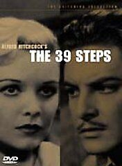 The 39 Steps (DVD, 1999, Criterion Colle...