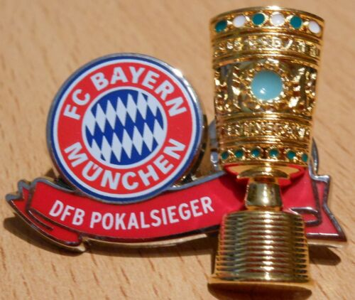 3d pin fc bayern m nchen dfb pokalsieger 2013 dfb. Black Bedroom Furniture Sets. Home Design Ideas