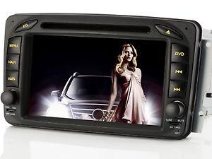 3G Autoradio DVD GPS RDS BT für Mercedes Benz C Klasse W203 CLK W209 W163 W639 - <span itemprop='availableAtOrFrom'>Karlsruhe, Deutschland</span> - 3G Autoradio DVD GPS RDS BT für Mercedes Benz C Klasse W203 CLK W209 W163 W639 - Karlsruhe, Deutschland