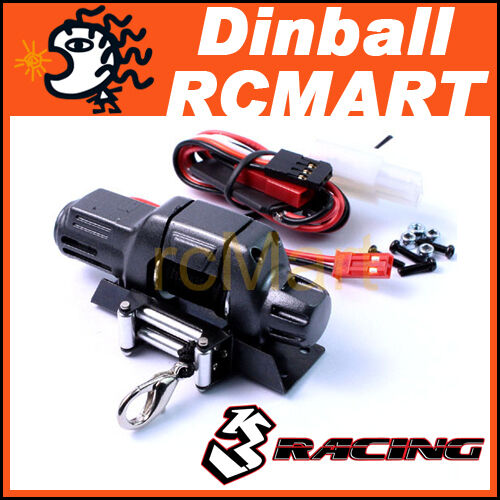 3Racing Automatic Crawler Winch With Control System CR01-27 For Tamiya and Axial in Toys & Hobbies, Radio Control & Control Line, RC Engines, Parts & Accs | eBay