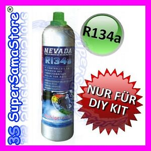 3s k ltemittel gas r134a 900 gr nur f r diy kit refill kfz. Black Bedroom Furniture Sets. Home Design Ideas