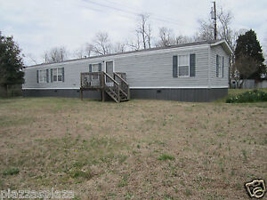 14 X80 Mobile Home http://www.ebay.com/itm/3br-2ba-14X80-1998-Horton-single-wide-mobile-home-on-a-5acre-lot-Thomasville-NC-/360623309092