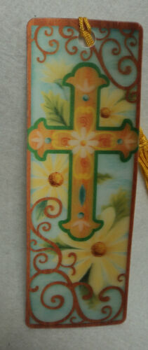 3d lenticular CROSS motion BOOKMARK action book mark bible Christian baptism in Books, Accessories, Bookmarks | eBay