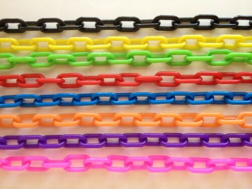 3mm Plastic Chain (qty 24 ft) Bird toy parts in Pet Supplies, Bird Supplies, Toys | eBay