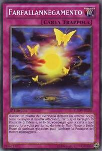 3x Farfallannegamento - Butterflyoke YU-GI-OH! GAOV-IT070 Ita COMMON 1 Ed.