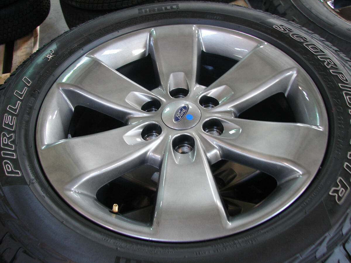 Ford F 150 Expedition FX2 FX4 Wheels Rims Tires