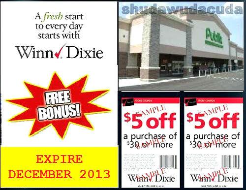Publix coupons $5 off