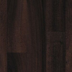 4 5mm extra thick vinyl flooring dark brown wood effect for Dark wood vinyl flooring