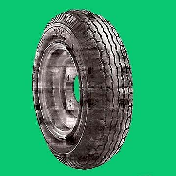 80 8 Wheel Horse Turf Guide Front Garden Tractor Tire