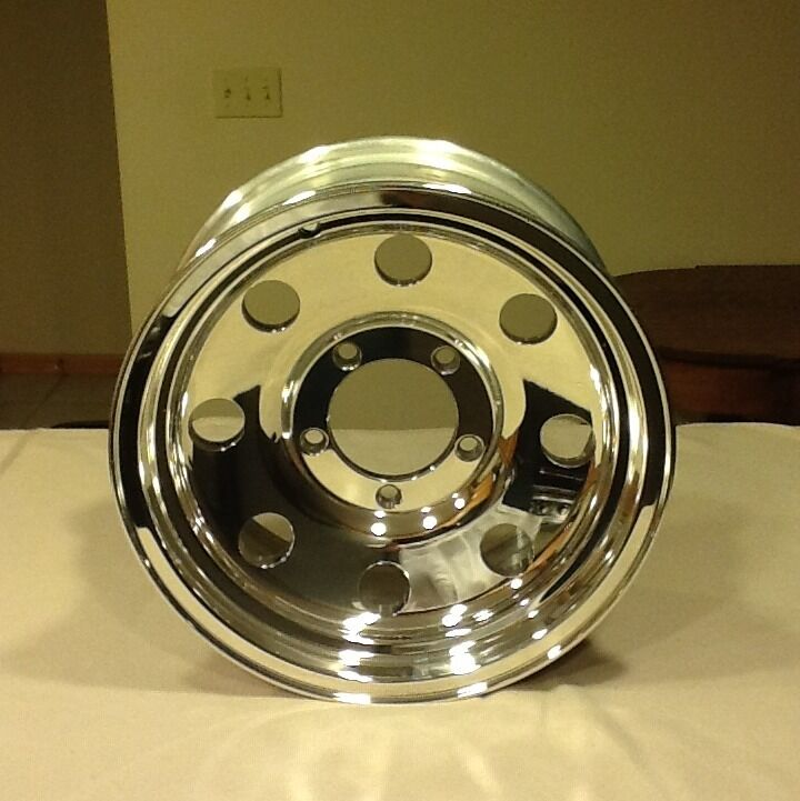 Alcoa Forged 16x8 Wheels Jeep Ford