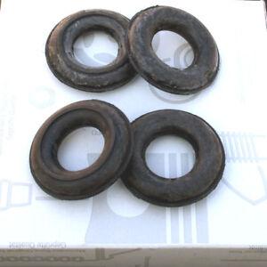 4-Auspuff-Gummis-Mercedes-W111-W113-W116-W115-W123-W107