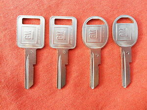 Camaro Keys on Fiero Firebird Transam Camaro Key Blanks 87 88   Ebay