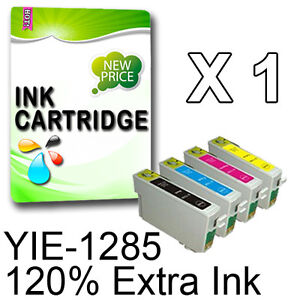 4-Ink-Cartridges-For-S22-SX125-SX130-SX235W-SX425W-SX430W-SX445W-BX305W-T1285