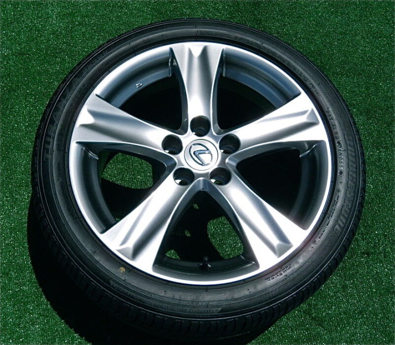 2012 Toyota Camry Factory Rims: THE OFFICIAL GEN 5&6 CAMRY On OEM LEXUS WHEELS THREAD