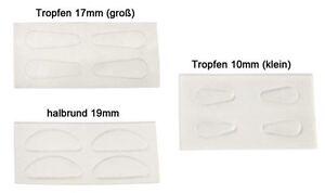 4-Paar-8-Silikon-Nasenpads-Brillenpads-Nasenpolster-zum-kleben-selbstklebend