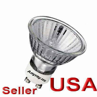 4 Pk JDR GU10+C 110V 120V 35W 35 Watt Halogen Light Bulb 35watt in Home & Garden, Lamps, Lighting & Ceiling Fans, Light Bulbs | eBay
