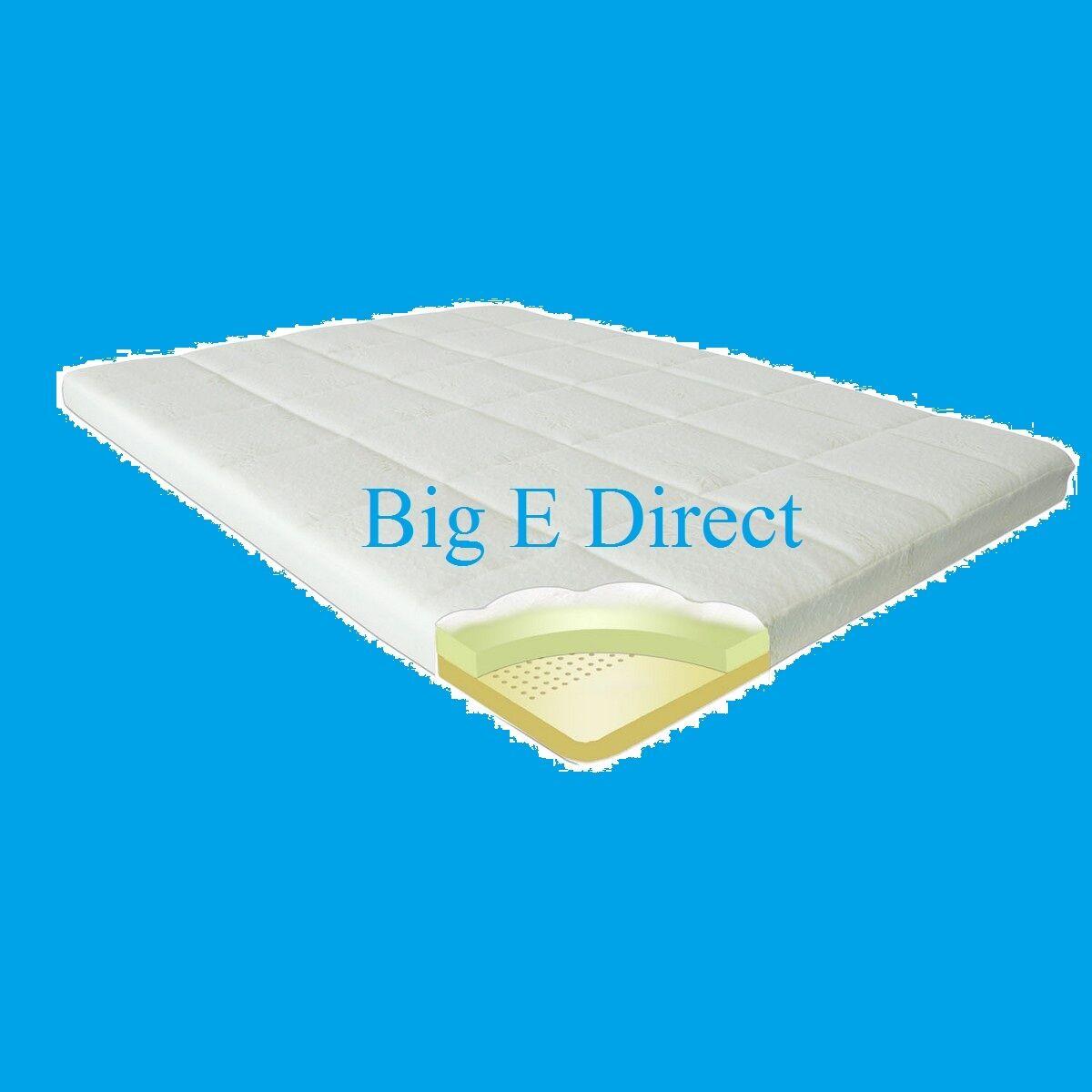 Mattress Topper Memory Foam Ebay Costco Foam Mattress