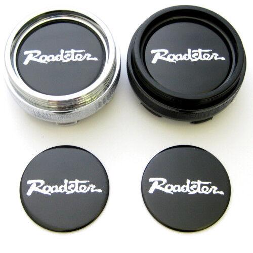 4 Roadster Center Caps Stickers Decals XXR 002 501 527 Wheels Rims Mazda Miata
