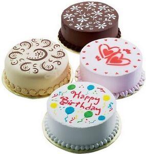 4 st ck tortenschablone happy birthday geburtstag torte. Black Bedroom Furniture Sets. Home Design Ideas