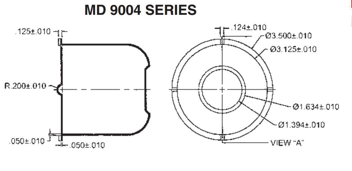 2  black trailer wheel hub center cap 3 125 u0026quot  diameter