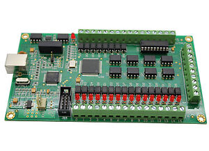 4-axis-CNC-USB-Card-Mach3-Interface-Breakout-Board-200KHz-windows2000-xp-vista