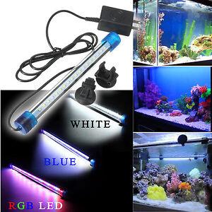 40 50cm led r hren aquarium beleuchtung wasserdicht leuchtstoffr hre licht fisch ebay. Black Bedroom Furniture Sets. Home Design Ideas