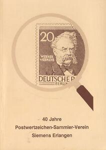 40-J-Postwertzeichen-Sammler-Verein-Siemens-Erlangen